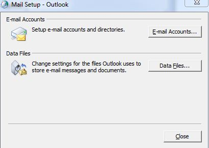 How to Repair Outlook PST Error 0x80040116